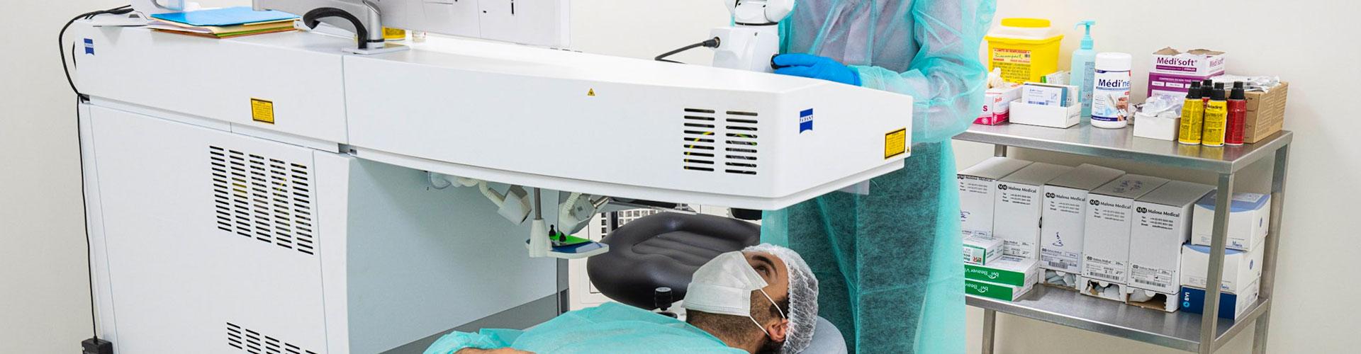 La Chirurgie réfractive
