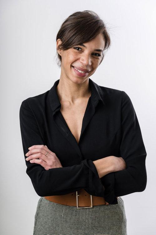 Dr Marina Sanogo - Institut Pasquier à Paris