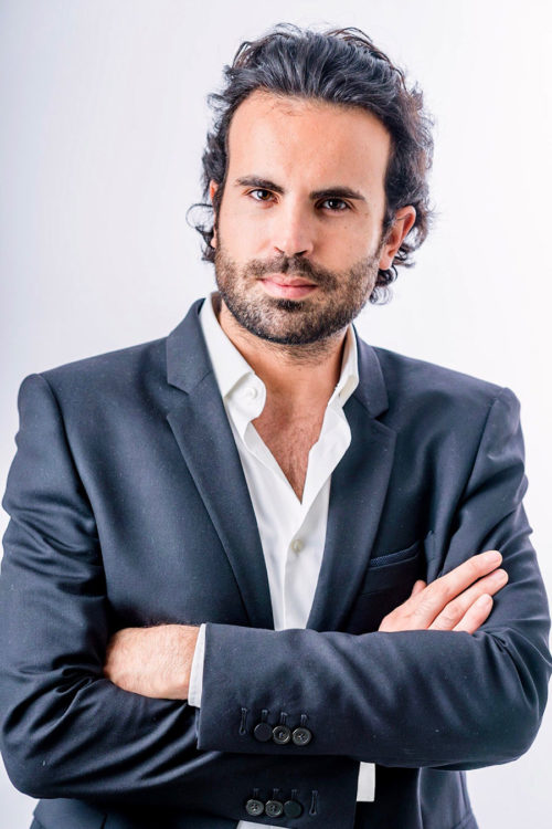 Garry Goldman, directeur de l'Institut Pasquier à Paris